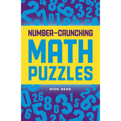 Sterling Number Crunching Math Puzzles
