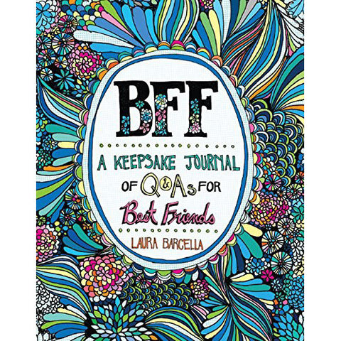 Sterling BFF: Keepsake Journal for BFF's
