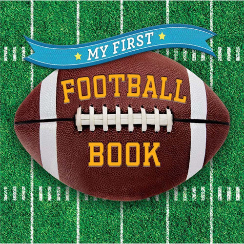 Sterling My First Football Book