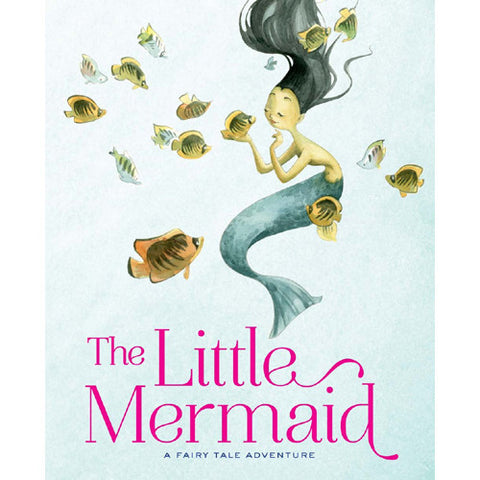 Sterling Little Mermaid