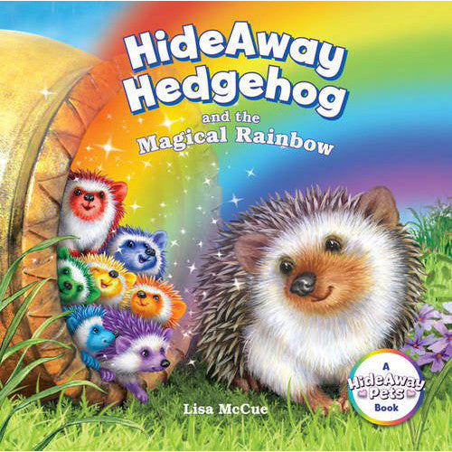 Sterling Hideaway Hedgehog & the Magical