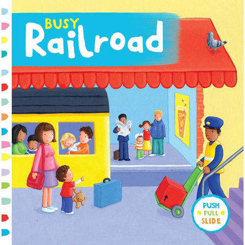 Sterling Busy Railroad