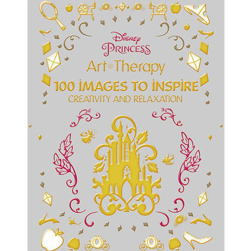 Hachette Disney Art Therapy Princess