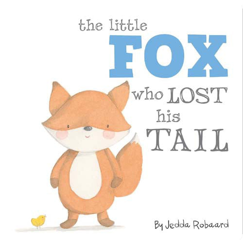 Simon Little Fox Who Lost His Tail