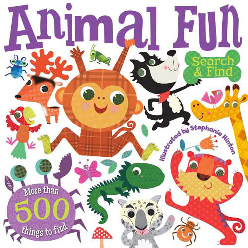 Simon Animal Fun Search and Find