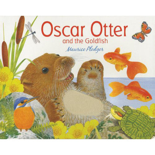 Perseus Oscar Otter and the Goldfish