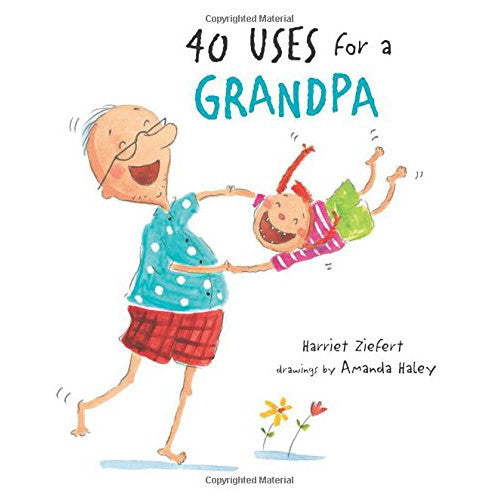 Perseus 40 Uses for a Grandpa