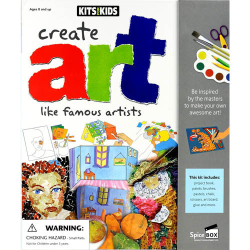 Create Art Like Famous Artists
