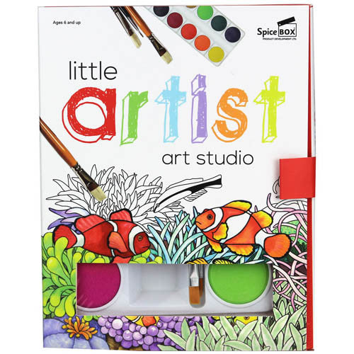 Lets Make Little Artist