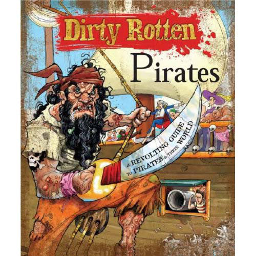 Hachette Dirty Rotten Pirates