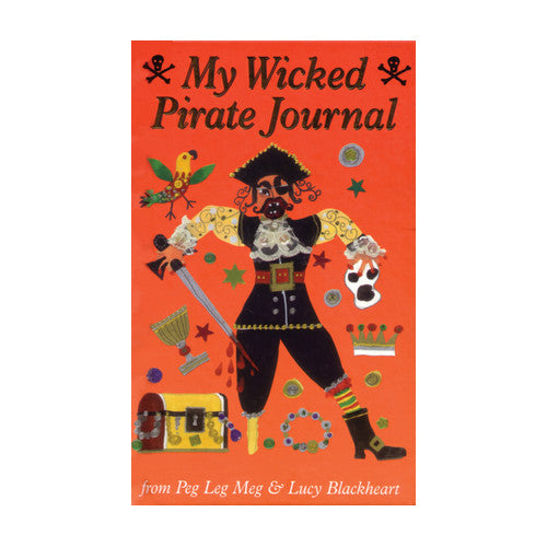 IPG My Wicked Pirate Journal