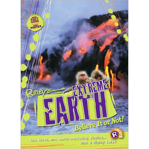 Simon Ripley Twists: Extreme Earth