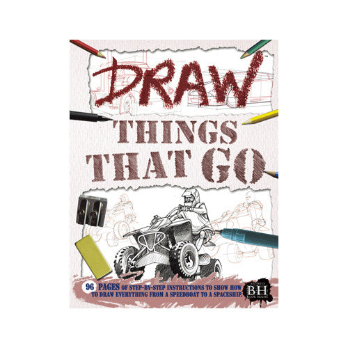 Sterling Draw Things that Go