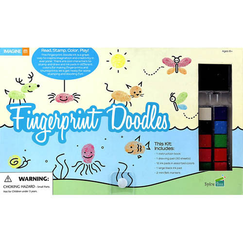 Fingerprint Doddles