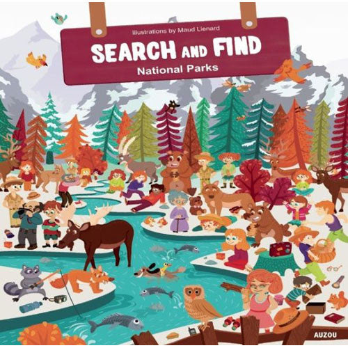 Perseus Search and Find National Parks