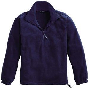 Landway Saratoga 1/4 Zip Fleece Navy Medium