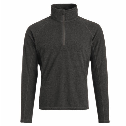 Landway Terramo 1/4 Zip Fleece Dark Ash Medium