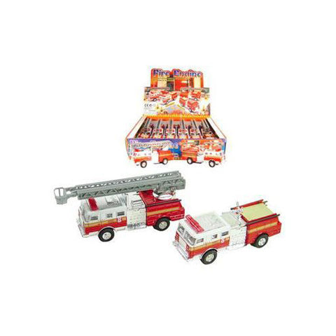 Master Toy Fire Engines Diecast