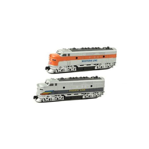 Master Toy Locomotives Die Cast Trains