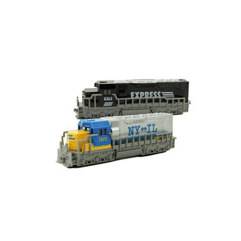 Master Toy Freight Train Locomotive
