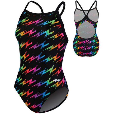 Dolfin Winner Swimsuit Bolt Multi 28
