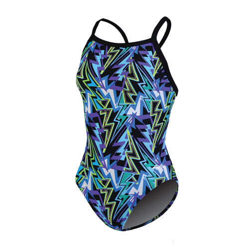 Dolfin Winner Swimsuit Xena Blue 30