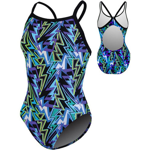 Dolfin Winner Swimsuit Xena Blue 28