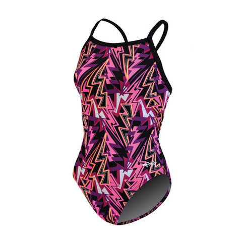 Dolfin Winner Swimsuit Xena Pink 28