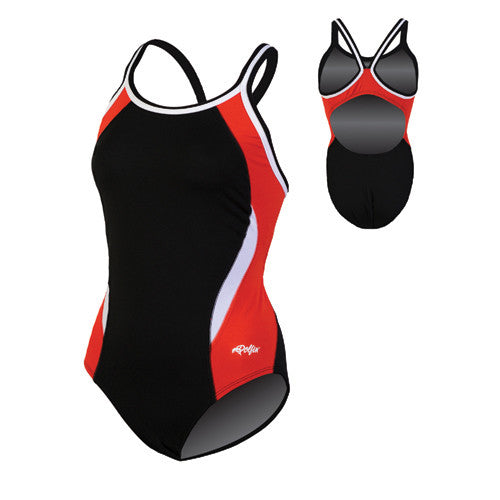 Dolfin Team Panel Poly RBW 34