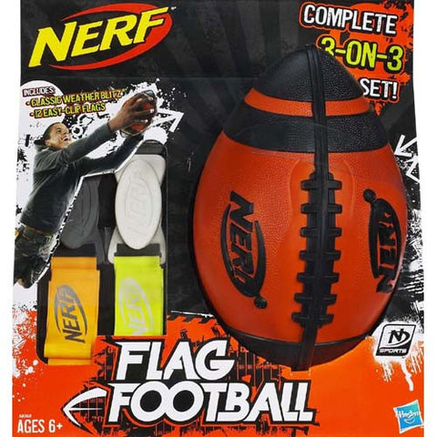 Nerf Sports Flag Football Set