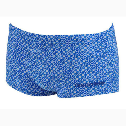 Arena Diamonds Poly Low Waist Sq Leg Royal 28