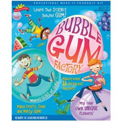 Science Explr Bubble Gum Factory