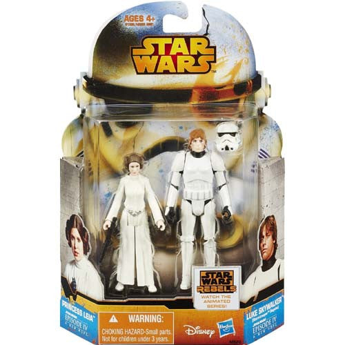 Star Wars Mission Series Figures