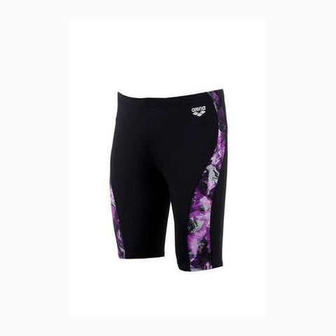 Arena Stormy Poly Jammer Adult Black/Petunia 36