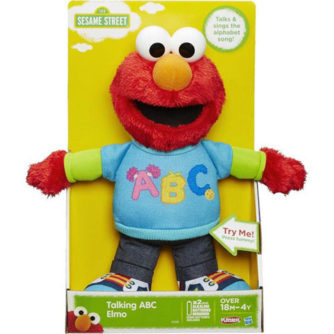 Hasbro Sesame Street Talking ABC Elmo