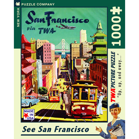Adventure 1000p Travel See San Francisco