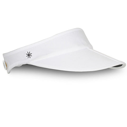 Sunday Afternoons Wos Aero Visor White One Size
