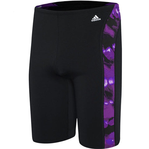 Adidas Major TieDye Poly Jammer Purple 34