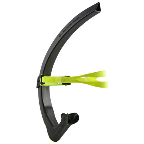 AquaSphere MP Focus Snorkel Black/Neon Green