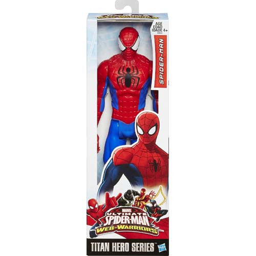 Hasbro Spiderman Titan Hero Series