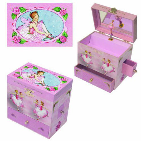 Enchantmints Ballerina Jewelry Box
