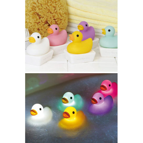 Dreams Duck Bath Light - Yellow
