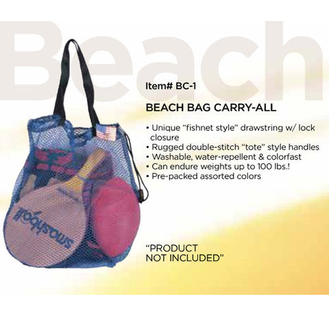 Wet Products Mesh Beach Tote