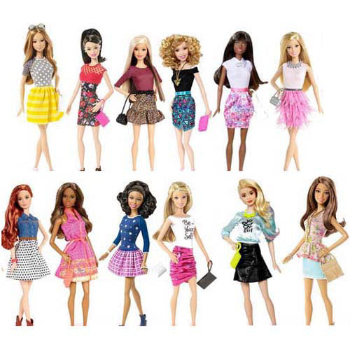 Barbie Fashionista Doll