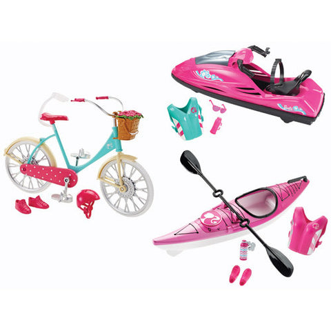 Barbie Let's Go Accessory 1 Each