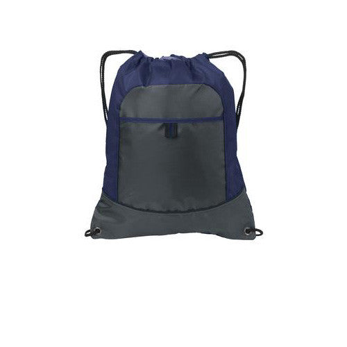 Port Authority Cinch Pack Navy