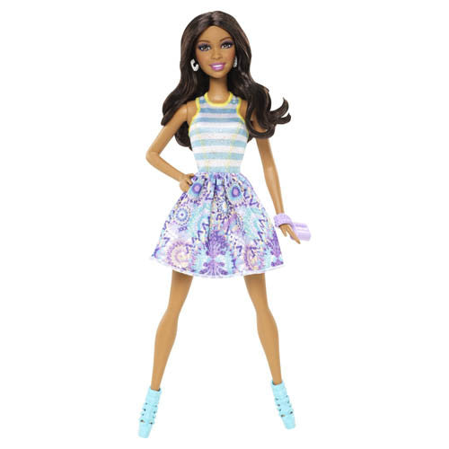 Mattel Barbie Entry Nikki Doll