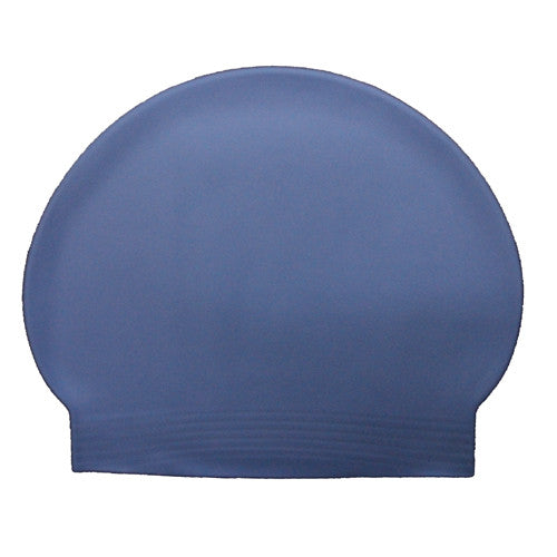 Bettertimes Latex Swim Cap Navy