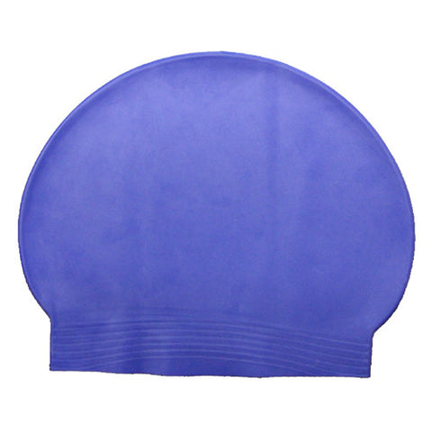 Bettertimes Latex Swim Cap Royal Blue