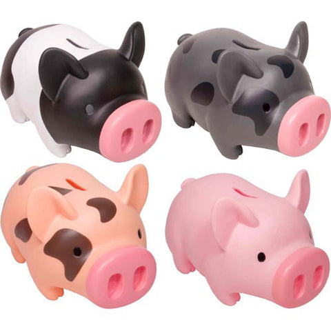 Streamline Piglet Money Bank